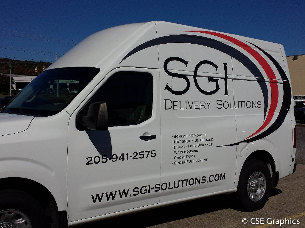 SGI Vehicle Graphics